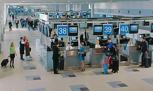 Регистрация транзитных пассажиров в домодедово